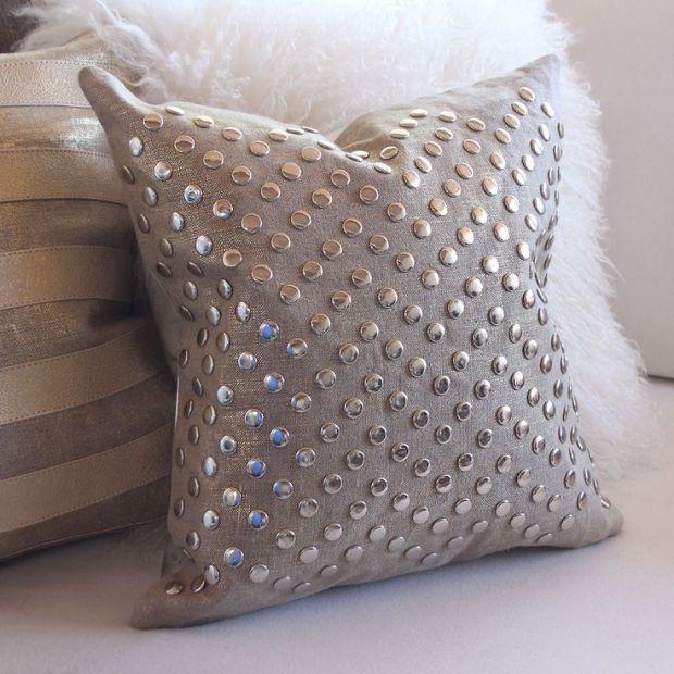 Studded Pillow