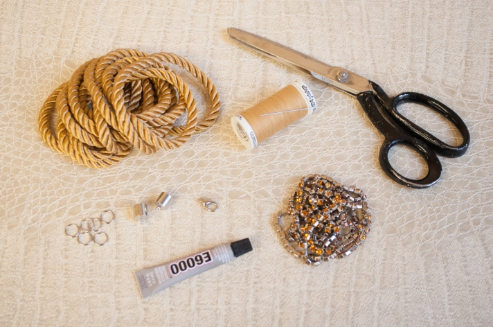 Wrap Bracelet Materials
