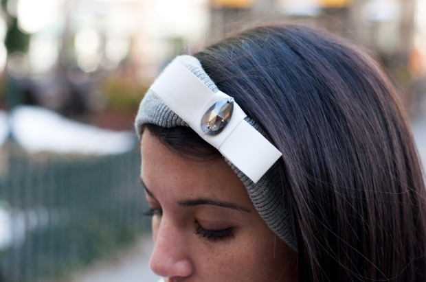 Warm Winter Headband DIY from M&J Trimming