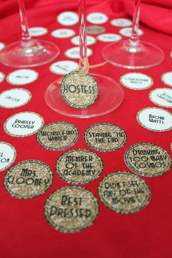 Drink Charms from HMH Designs
