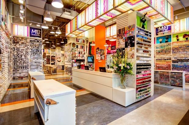 Store Photo   M&J Trimming