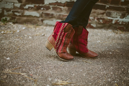 Rugged Sweater Boots DIY