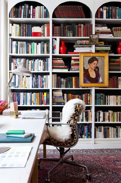Jenny Komenda Styles Tribeca Library
