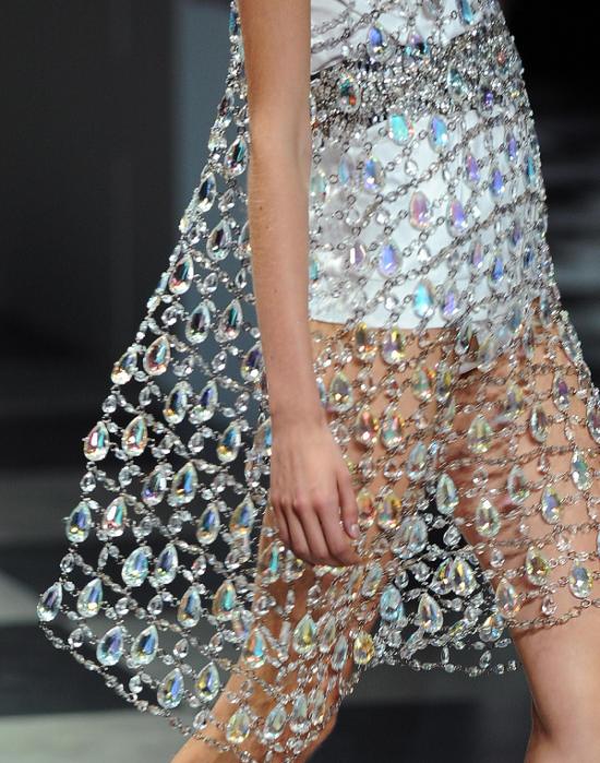 Crystal Jewel Dress