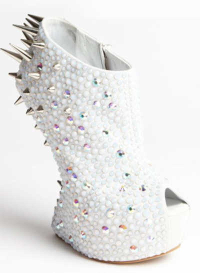 Spike and Stone Shoes