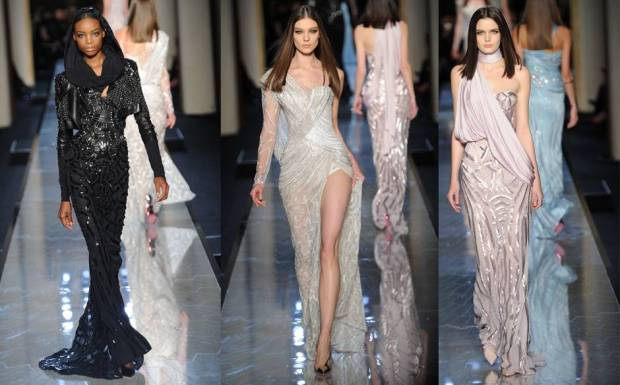 Atelier Versace Couture Spring Summer 2014