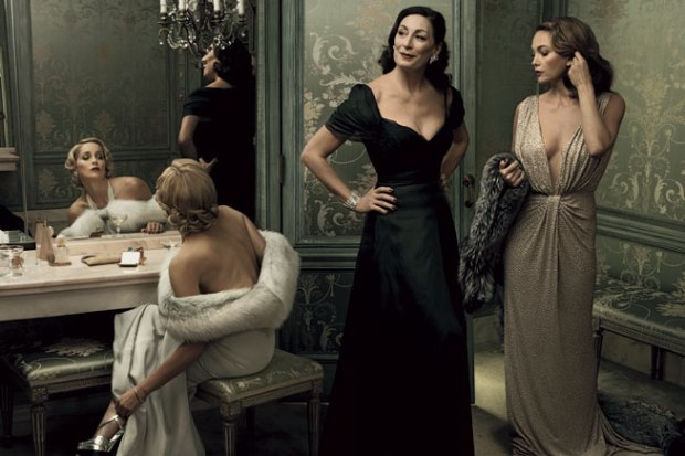 Annie Leibovitz for Vanity Fair