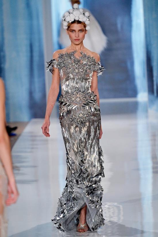 Valentine Yudashkin Paris Fashion Week 13/14