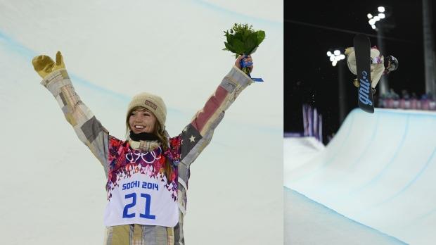 Kaitlyn Farrington US Olympic Snowboarder