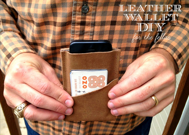 Leather Wallet from Oh Sweet Joy