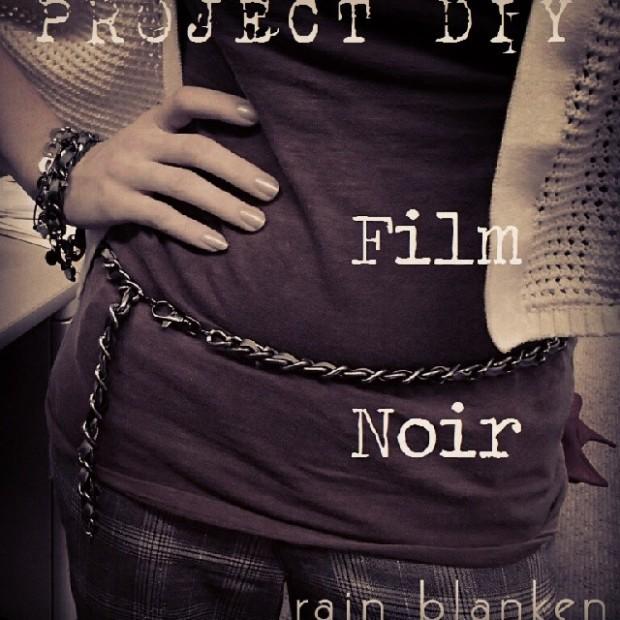 Rain Blanken Film Noir