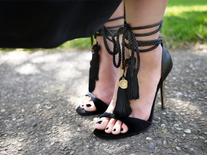 Tassel Shoes from Honestly WTF