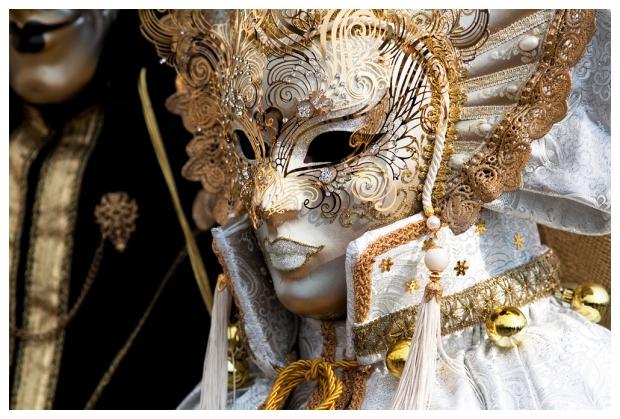 Venetian Gold Mask