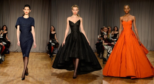 Zac Posen Fall Winter 2014