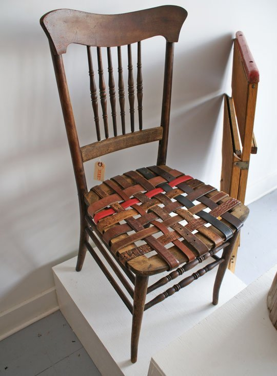 Belted Chair