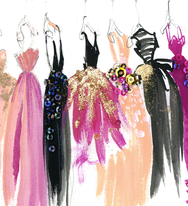 Paper Fashion Dream Dresses