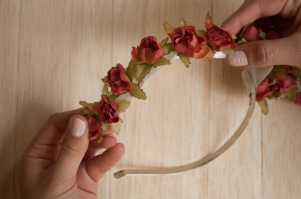 Measuring Floral Trim