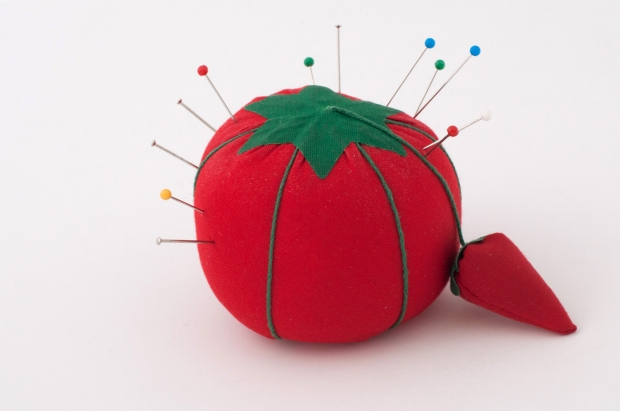 Tomato Push Pin with Needles