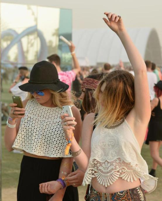 Crochet and Lace Coachella