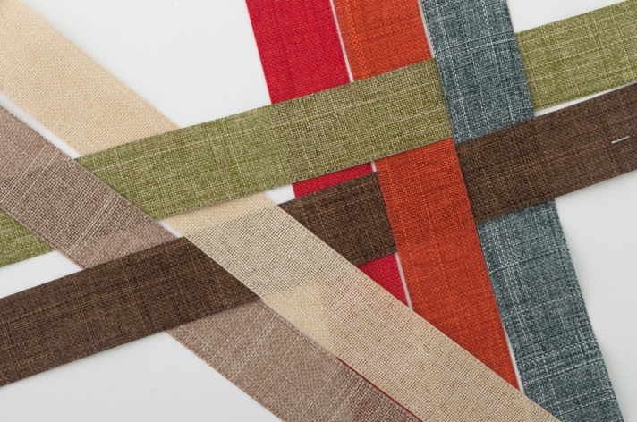 Textured Woven Ribbon