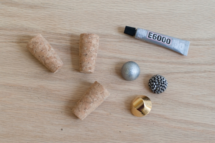 Materials for Button Bottle Stoppers