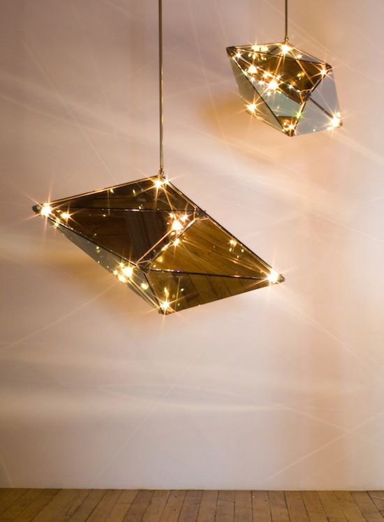 Maxhedron Light from Bec Brittain