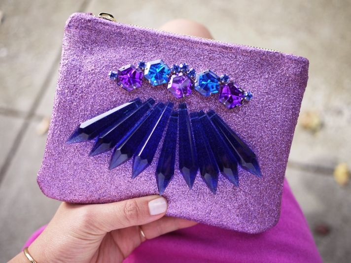 Crystal Clutch from Honestly WTF
