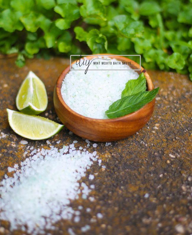 Mojito Bath Salt