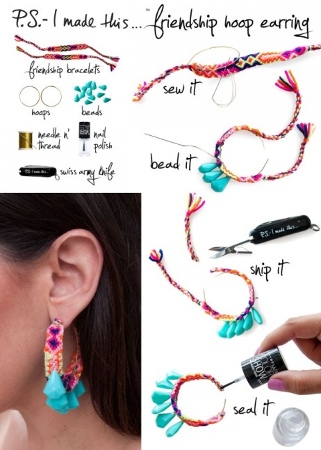 Friendship Earrings