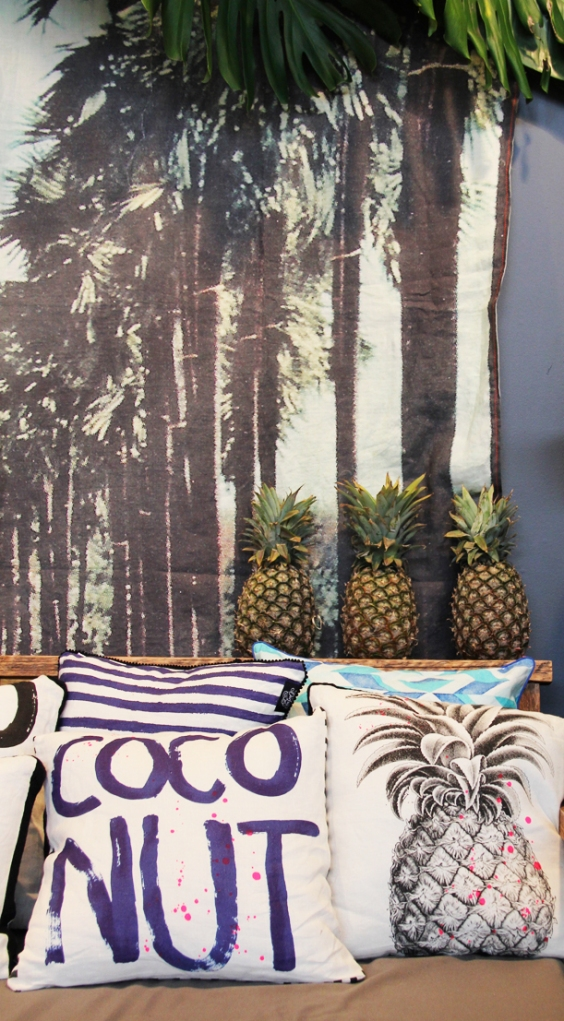 Pineapple Pillows
