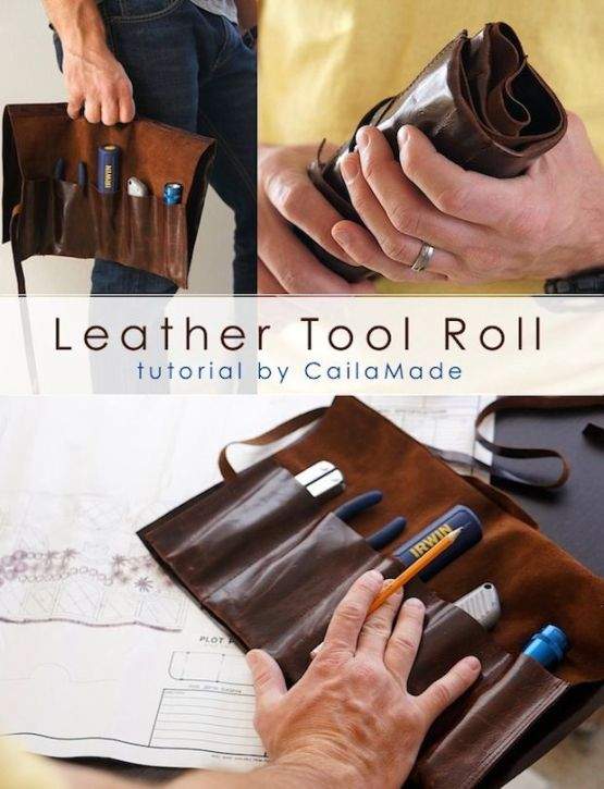 Makezine Leather Tool Kit