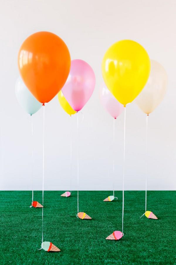 DIY-Ice-Cream-Cone-Balloon-Weights3-600x900