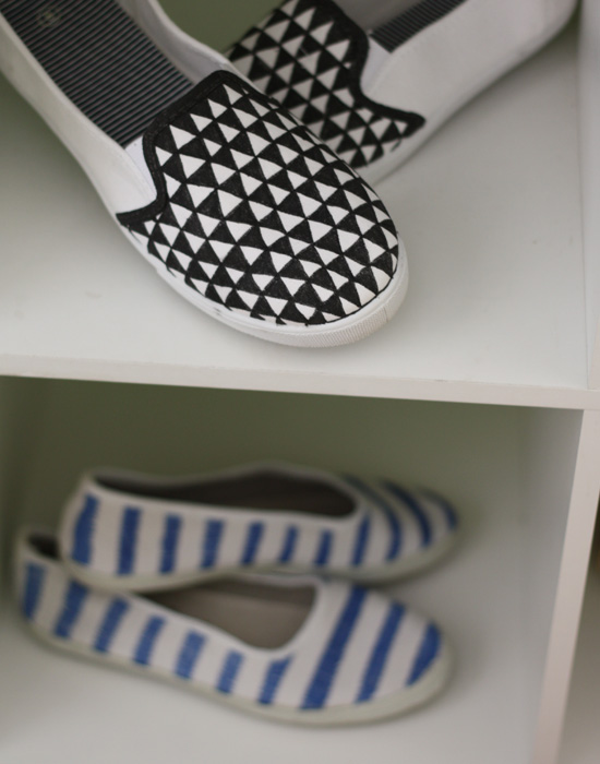 Patterned Flats from Amy New Nostalgia