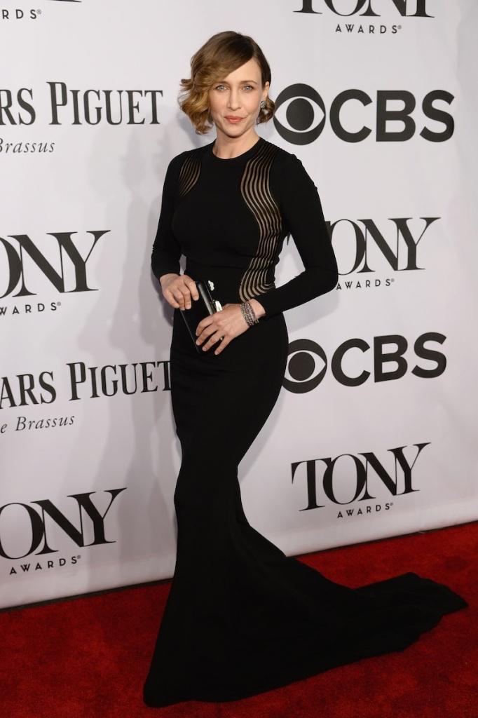 Vera Farmiga at the 2014 Tony Awards