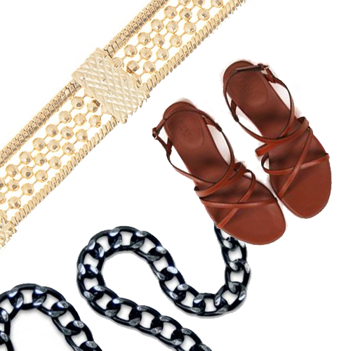 Chained-Sandals