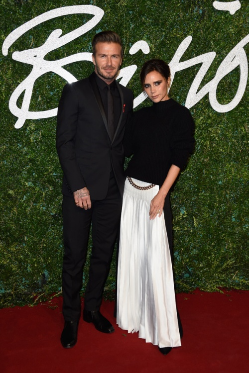 david-and-victoria-beckham-british-fashion-awards-dec-1-getty