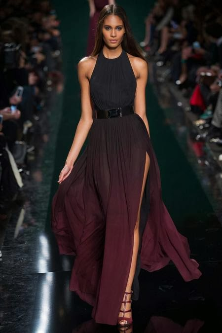 lush-fab-glam.com Paris Fashion Week Elie Saab Fall 2014 RTW Collection 1
