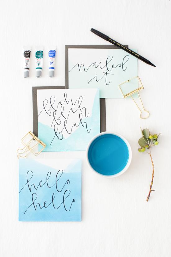 dip-dyed-diy-blue-green-stationery-set-10