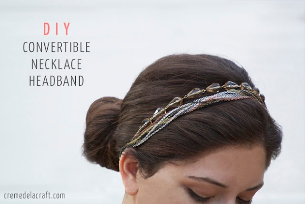 DIY-Convertible-Upcycle-Necklace-Hair-Headband-Craft-Project-Idea-Jewelry-Accessory-Fashion