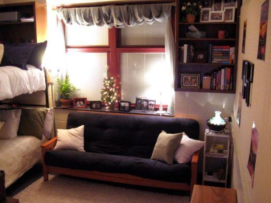 M&J Trimming: Cozy Dorm Room