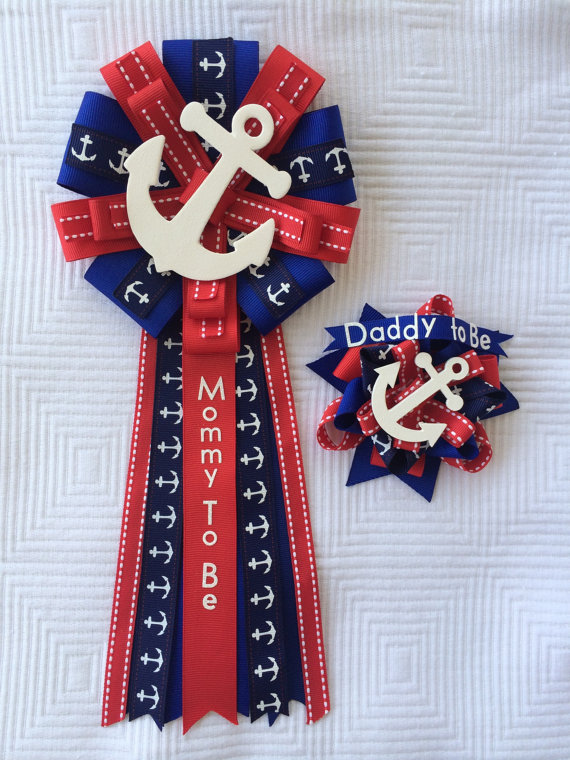 M&J Trimming - Nautical Inspired Corsage