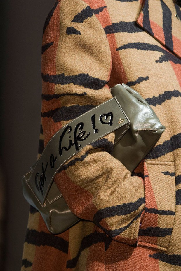 M&J Trimming - Vivienne Westwood Fall 2015