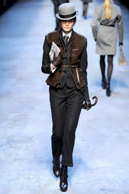 High Fashion Steampunk