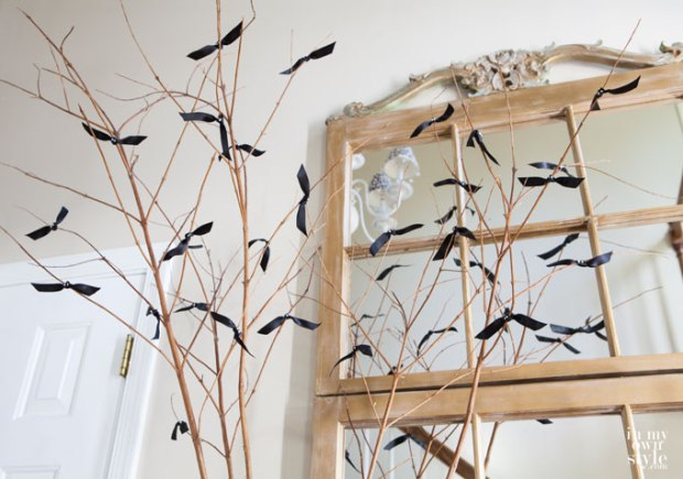Bat Branches Home Decor - M&J Trimming