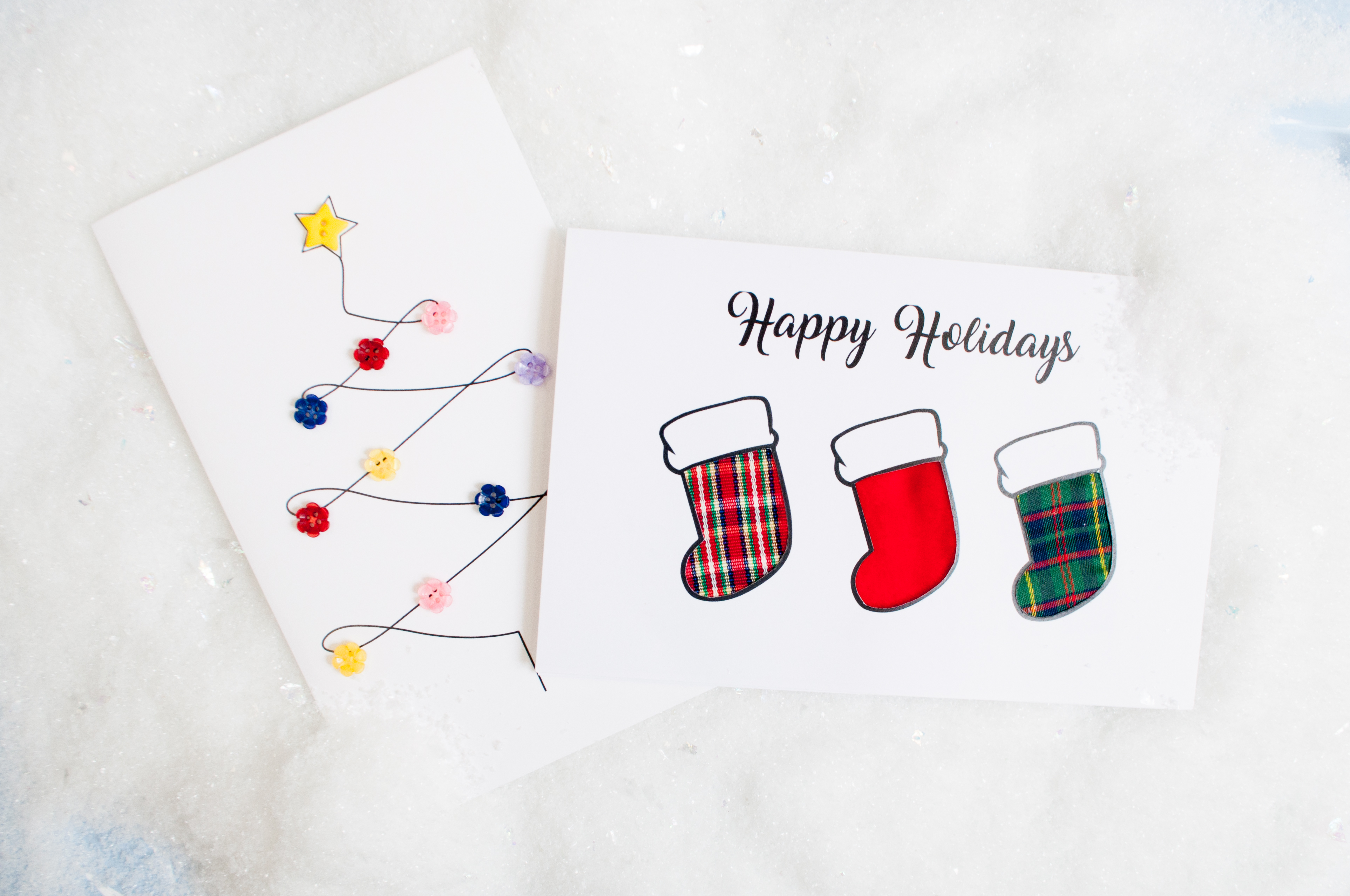 DIY: Holiday Greeting Card